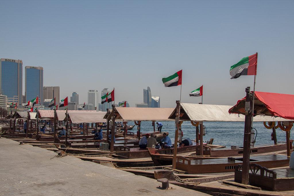 Séjourner à Dubai-Crique de Dubai